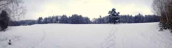 hornadske luky - panorama