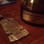 Samova medaila a víťazný pohár
