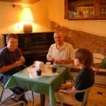 2007 - prvé stretnutie
