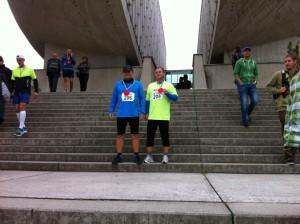 v Bystrici po polmaratóne 2012