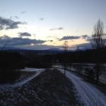 Čakanie na východ slnka 29.2.2012